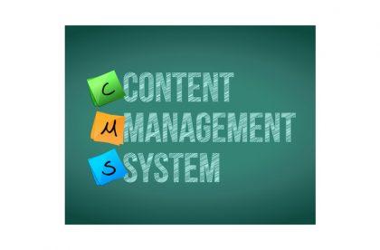 CMS Web Content Management System