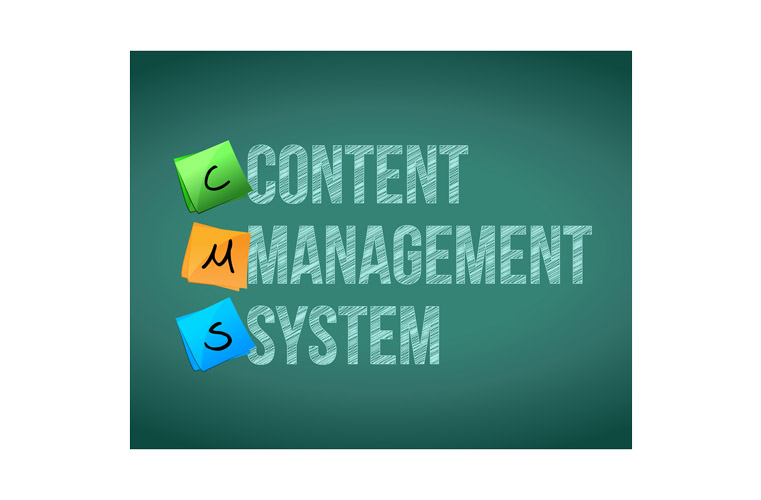 CMS Web Content Management System